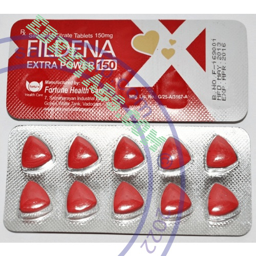 Fildena Extra Power (sildenafil citrate)