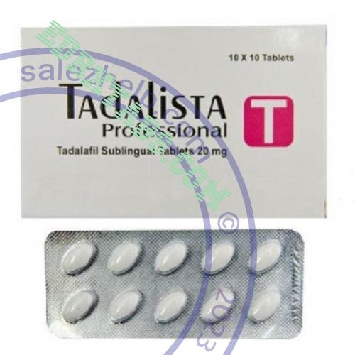 Tadalista Professional (tadalafil)